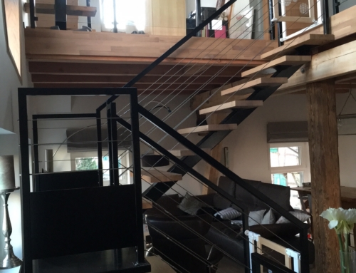 Escalier design Monaco