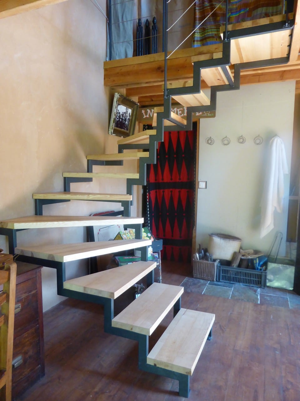 escalier colimacon2 escalier jacoby. Black Bedroom Furniture Sets. Home Design Ideas