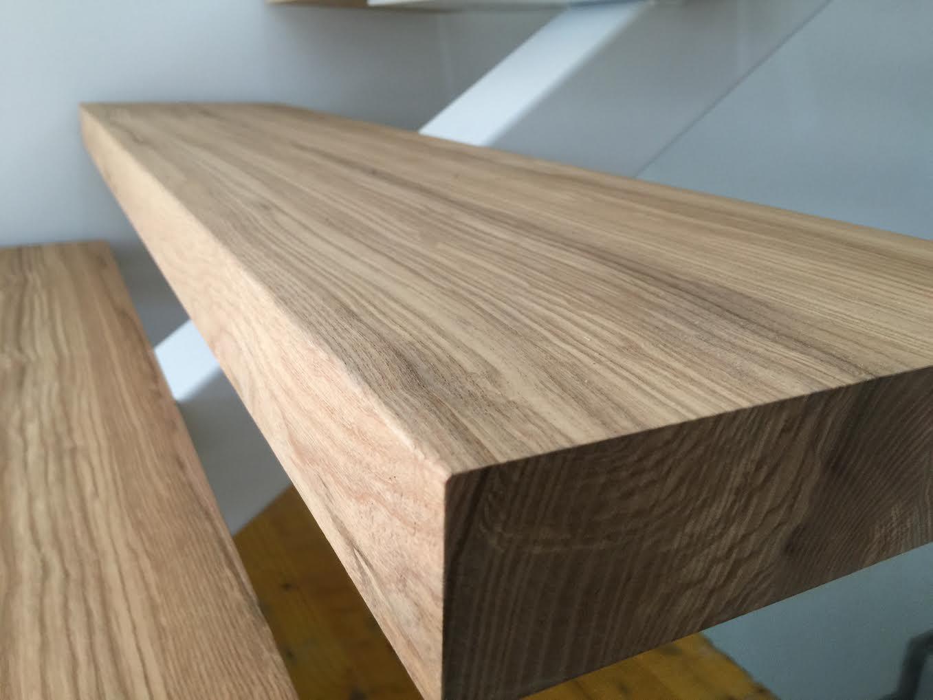 escaliers acier escalier contemporain sur mesure. Black Bedroom Furniture Sets. Home Design Ideas