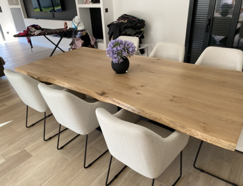 Table sur-mesure – Paris (75)