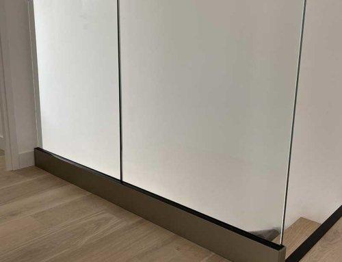 Garde-corps en verre – Montpellier (34)